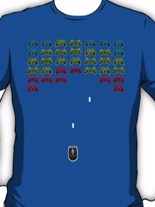 Console invaders T-Shirt