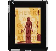 Carrie iPad Case/Skin