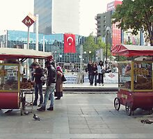 A saturday in Ankara by rasim1