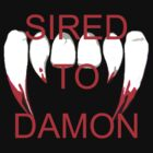 Sired to damon by MsHannahRB