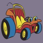 Speed Buggy by BUB THE ZOMBIE