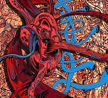 Heart-Organ Series by Kenny Passarelli