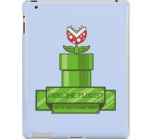 Pipeline Florist iPad Case/Skin