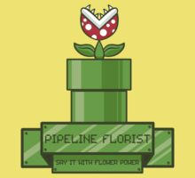 Pipeline Florist Kids Clothes
