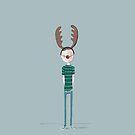 Reindeer boy by Kate Kingsmill