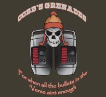 Cobb's Grenades by Baresark