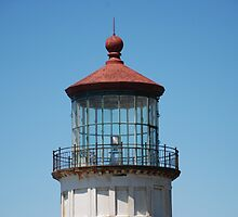 North Head Lighthouse by JimmieTs