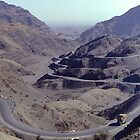 Kyber Pass, Pakistan to Afghanistan, 1974. by johnrf