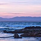 A Pastel Pink Sunset by -aimslo-