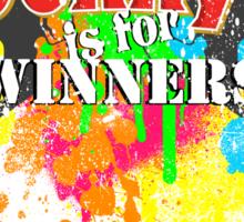 Denny's is for Winners Sticker