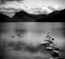 The Lake District, Cumbria, UK by Elana Bailey