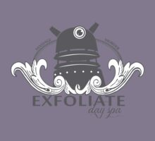 EXFOLIATE! Day Spa by pegeseus