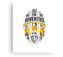 Juventus F.C. (2) Canvas Print