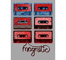 Magnetic Photographic Print