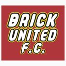BRICK UNITED FC by Customize My Minifig by ChilleeW