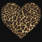 Giraffe Heart by rapplatt