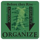 Apocalyptic Organization [Sticker Edition] by deadgreysnow