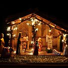 The Holy Nativity by Penny Rinker