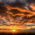 Maui Sunset  - 12/9/12 #2 by NealStudios