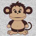 monkey by edskimo8