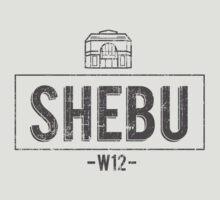 SHEBU Vintage T-Shirt