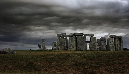 Stone Henge by Heather Thorsen