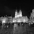 Old Town ( Star Msto), Prague, Czech Republic. by Pavel Gospodinov