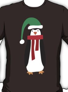 Cute Holiday Penguin T-Shirt