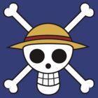 One Piece Flag by Serdar G