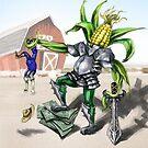 Corn the Conqueror by Ellen Marcus