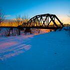 Light on the Bridge by osprey-Ian
