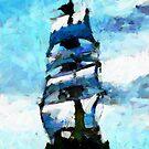The Boat by DiNovici