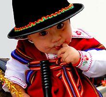 Cuenca Kids 235 by Al Bourassa