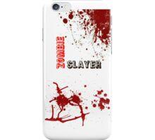 """Zombie Slayer"" iPhone/iPod Case iPhone Case/Skin"