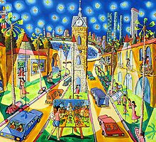 naive art paintings by raphael perez primitive painting like a child  by raphael perez