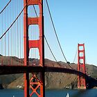 Golden Gate Glory by Travel-Hop