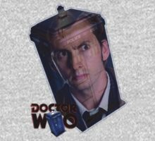 David Tennant by drwhobubble