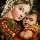"Raphael's ""Madonna della Seggiola"" by Heidi Erisman"
