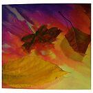floating leaves by Hotlilmamax6