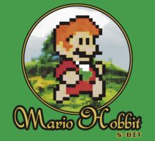 Mario Hobbit (Big - Version 1) by Rodrigo Marckezini