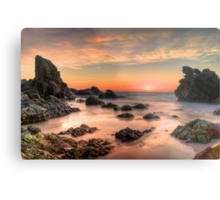 Coastal Sunrise. Metal Print