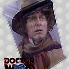 Tom Baker Poster by drwhobubble