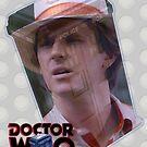 Peter Davison Poster by drwhobubble