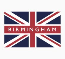 Birmingham UK Flag		 by FlagCity