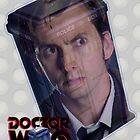 David Tennant Poster by drwhobubble