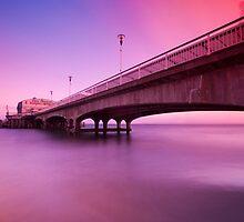 The Pier Ghost by Fabio Catapane