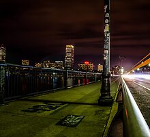 Mass Ave Bridge HDR 420 Smoot by Steven Sy