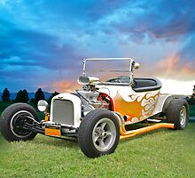 1923 Dodge Brothers Roadster by DaveKoontz