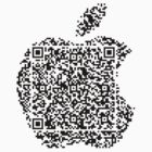 QR Apple (small) by OldManLink