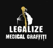 Legalize Graffiti II by TheBeksor